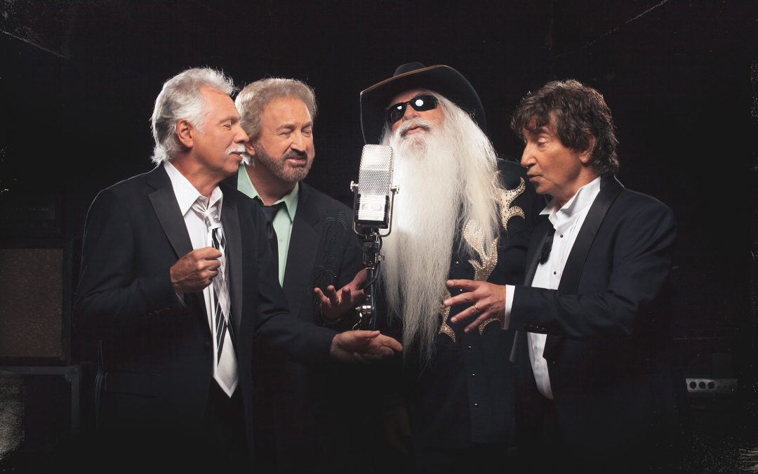 Join The Oak Ridge Boys at the Clive Davis Theater