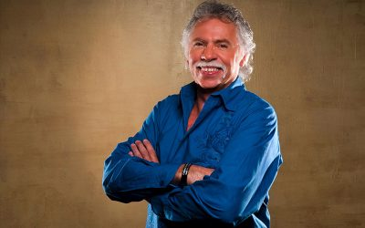 Joe Bonsall offers words of encouragement…