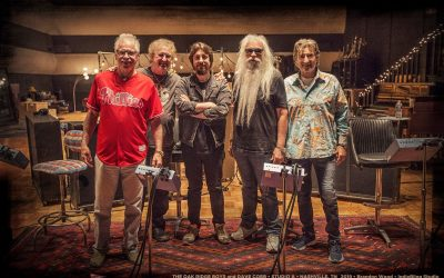 "The Oak Ridge Boys Release New Video For ""Don't Go Pullin' On Santa Claus' Beard"" Featuring A Cameo By Producer Dave Cobb"