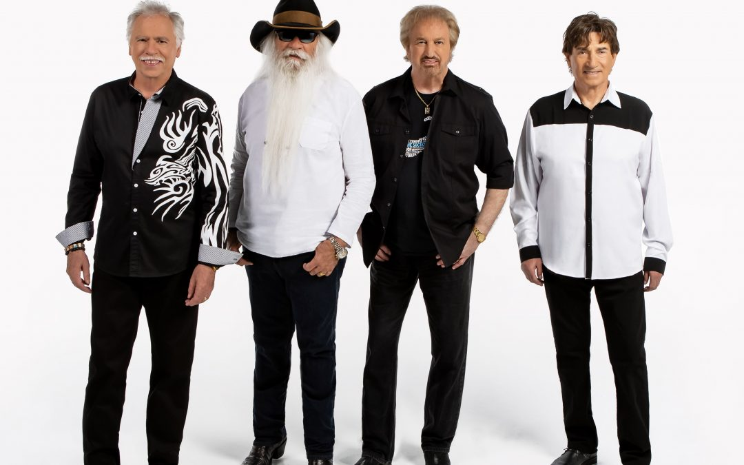 The Oak Ridge Boys To Perform National Anthem at World's Championship Horse Show