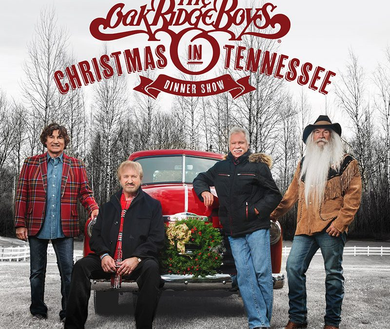 Gaylord Opryland's 'A Country Christmas' Announces 29 Days Of Concerts From The Oak Ridge Boys! November 20 – December 25, 2020