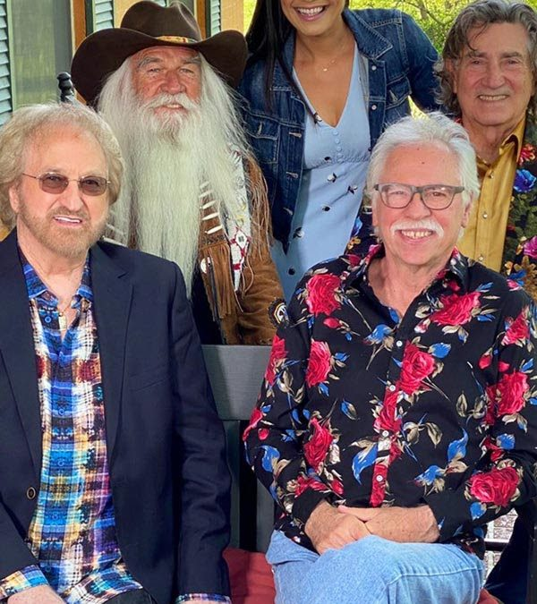 Tune In Alert: The Oak Ridge Boys Visit With Entertainment Tonight
