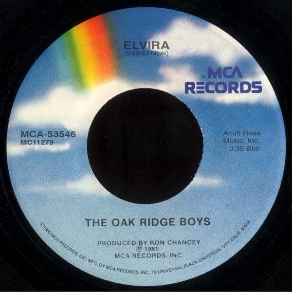"The Oak Ridge Boys Celebrate The 40th Anniversary of ""Elvira"""