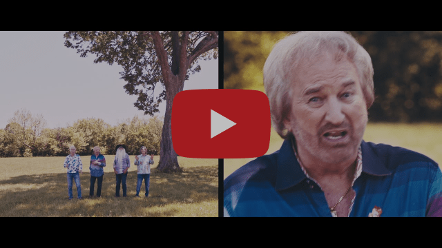 """The Oak Ridge Boys New Music Video for """"Love, Light, and Healing"""" Premiered by CMT"""