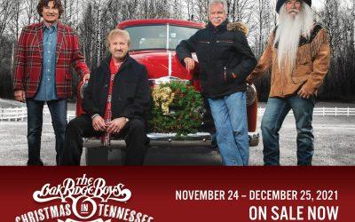 The Oak Ridge Boys Christmas In Tennessee Dinner Show